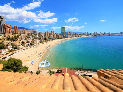 Photo for A846 - Toalsa Mar - Bungalow for 7 people in Benidorm