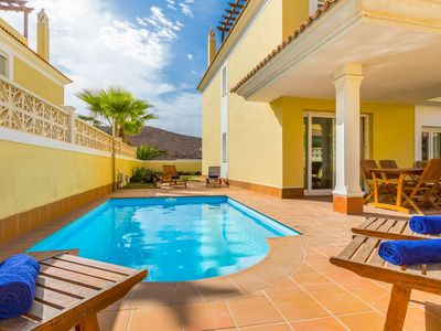 Photo for Villa Golden: Heated Private Pool, WiFi