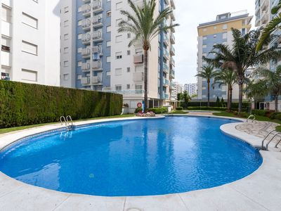 Photo for CORALINA - Apartment with shared pool in Playa de Gandia.