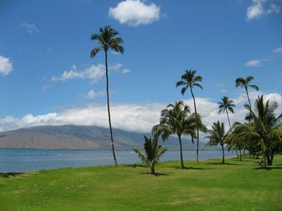 Photo for Remodeled Maui Sunset Condo A409, Super Ocean View & Mt Haleakala