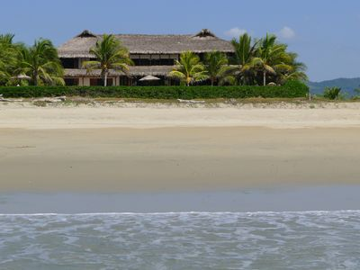 Photo for New Luxury Oceanfront Estate in Paradise 25m privat Pool.Best Location