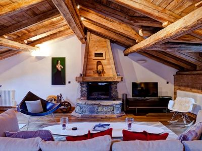 Photo for Chalet Courchevel 1300, 4 bedrooms, 8 persons