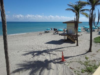 Photo for Great location on Hollywood Beach and beautifull renovated apartment.