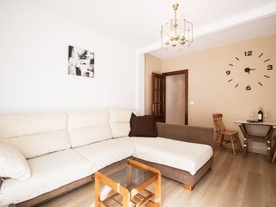 Photo for COSY 3 BED APT 200m FROM BEACH WiFi