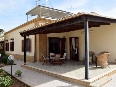 Photo for Holiday house Mazara del Vallo for 4 - 11 persons with 3 bedrooms - Holiday home