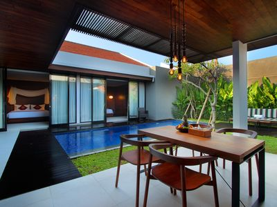 Photo for Family Villa with Private Pool in Legian