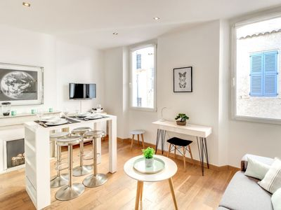 Photo for Apartment Rue Meynadier in Cannes - 4 persons, 1 bedrooms