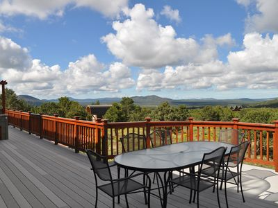 Photo for Spacious High Country Custom Home with Stunning Views