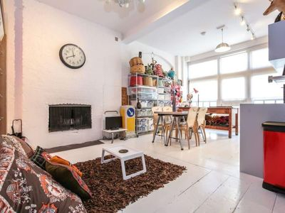 Photo for Studio Workshop apartment in Hackney with WiFi.