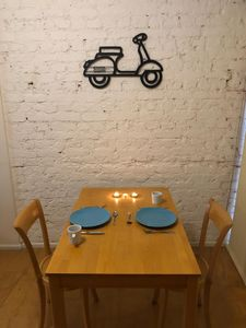 dining table upto 4 people