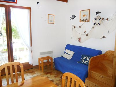 Photo for Vacation home Les Hameaux de l'Amélie in Soulac - 4 persons, 1 bedrooms