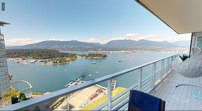 Photo for Stunning THREE Bedroom w/ Water Views @ Fairmont Pacific Rim!