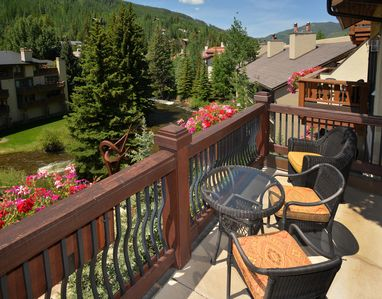 Photo for Great deal in the heart of Vail Village!