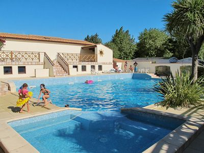 Photo for Vacation home Camping Barataud (IDO311) in Ile d'Oléron - 4 persons, 2 bedrooms