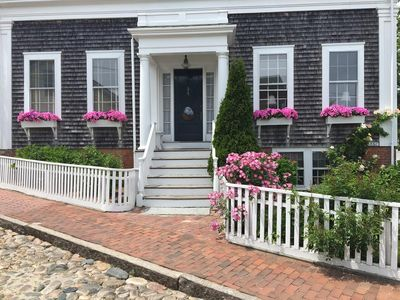 Photo for Beautiful Historic Home in Downtown Nantucket (6 Bedrooms / Sleeps 12)