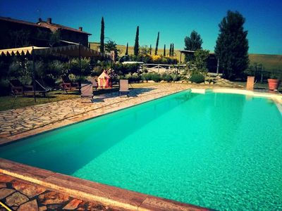 Photo for 2 bedroom apartment in Umbria