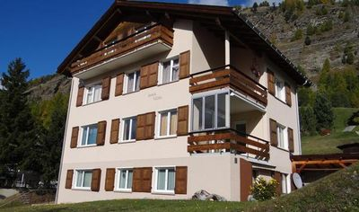 Photo for Holiday apartment Pontresina for 4 - 6 persons with 3 bedrooms - Holiday apartment in one or multi-f