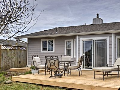 Photo for Beautiful Crescent City Home - 5 Minutes to Beach!