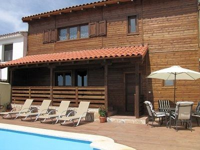Photo for Rural house (full rental) La Alcoholera for 8 people