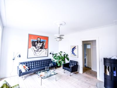 Photo for Lovely apartment located in the vibrant area Copenhagen Vesterbro