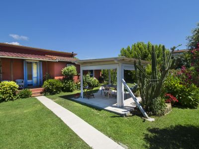 Photo for Vacation home Casina del Sole  in Lido di Camaiore, Versilia, Lunigiana and sourroundings - 3 persons, 1 bedroom