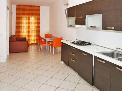Photo for Apartment Residenz Meerblick (LDJ700) in Lido di Jesolo - 5 persons, 2 bedrooms