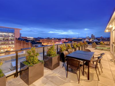 Photo for The Penthouse on Herald - Beautiful Private Patio