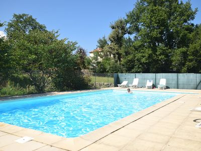 Photo for Cosy Holiday Home in Lablachère with Swimming Pool