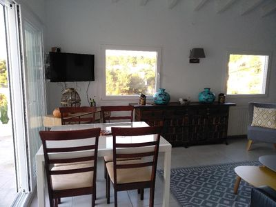 Photo for VILLA WITH SEA VIEW FOR RENT IN BENISSA, MORAIRA