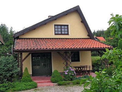 Photo for House in the center of Biesówko with Parking, Garden, Terrace (123633)