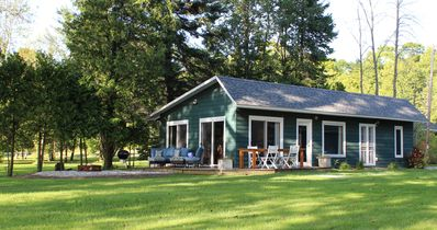 Photo for Door County Waterfront Cottage