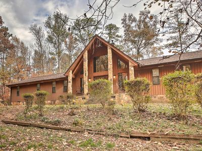 Photo for NEW! Spacious Stone Mountain Retreat w/ Sauna!
