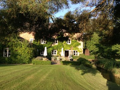 Photo for Gorgeous Little Mill House set in 5 acres of garden