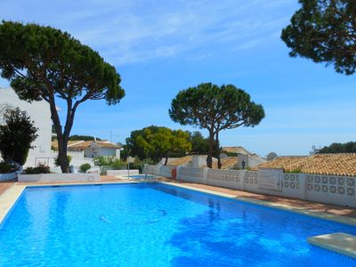 Photo for Two bedroom Apartment With Large Communal Pool, Walking distance to La Cala