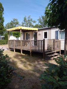 Photo for 4 * mobile home near the beach