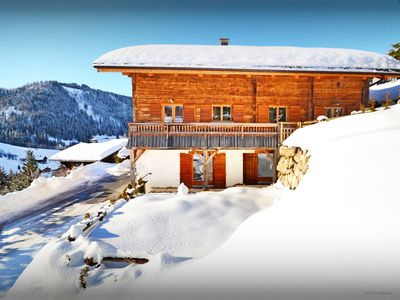 Photo for Ski back to luxury 4* apartment with large sunny terrace - OVO Network
