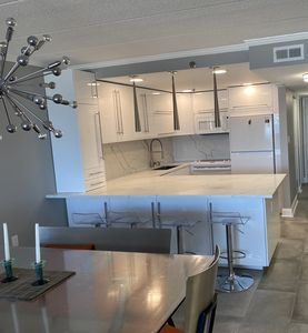 Photo for GORGEOUS OCEANFRONT, BRAND NEW RENOVATIONS!Marigot Beach Condos on 100th St
