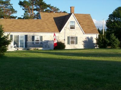Photo for 17th Century  Sea Captain's House Btwn Melmerby Beach & Town in Pictou Landing