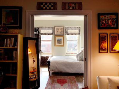 Photo for Charming 1BR in the West Village