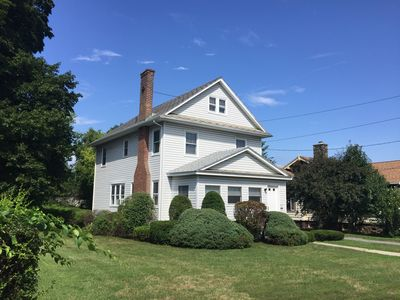 Photo for Better than a Hotel! Beautiful Updated 4 Bedroom House Next To RPI