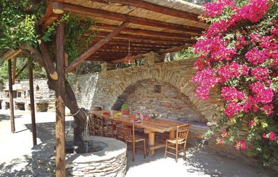 Photo for 4 bedroom accommodation in Stenies Andros