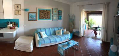 Photo for Villa with garden, on the Marina di Puntaldia, a stone's throw from the beach