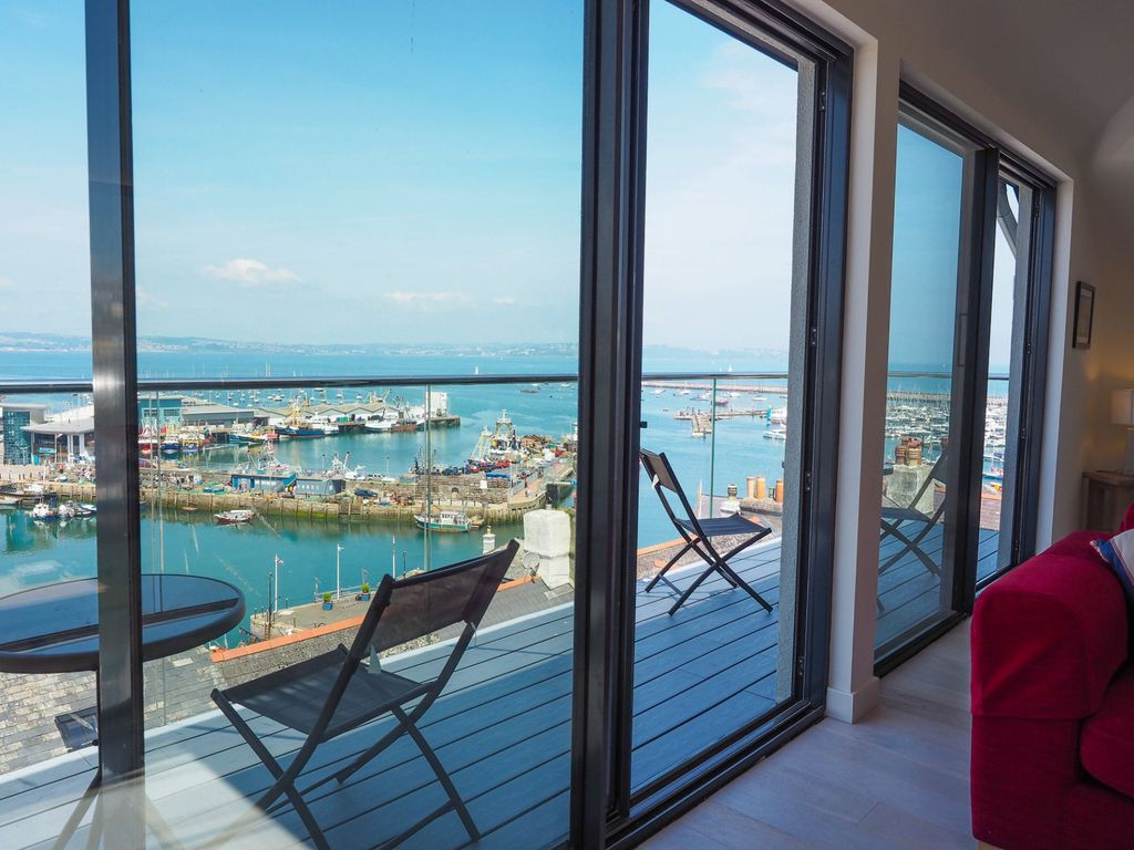 seascape brixham magnificent sea views from ultra modern 2 bedroom