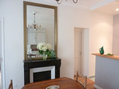 Photo for Charming Apt. 2BR/1.5 BA/Sleeps 2-4 Near the Marais and Canal Saint Martin