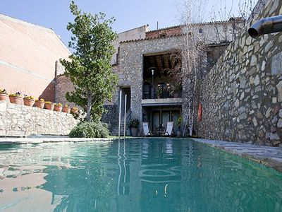 Photo for 2BR Cottage Vacation Rental in La Llacuna, Barcelona