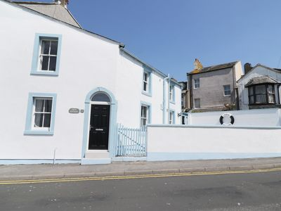 Photo for FIRTH COTTAGE, pet friendly, with a garden in Maryport, Ref 973402