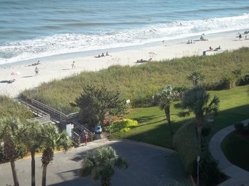 Caravelle Tower, Myrtle Beach, SC, USA
