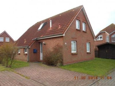 Photo for Holiday house Neßmersiel for 1 - 6 persons with 3 bedrooms - Holiday house
