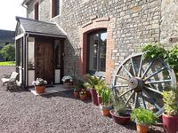 La Criere is a lovely spacious house beautifully decorated & equipped by Carly & Ewan.