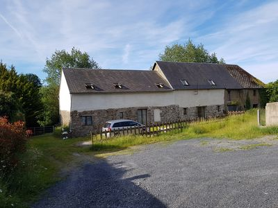 Photo for 5 bedroom converted cider mill in a rural setting close to amenities and beach